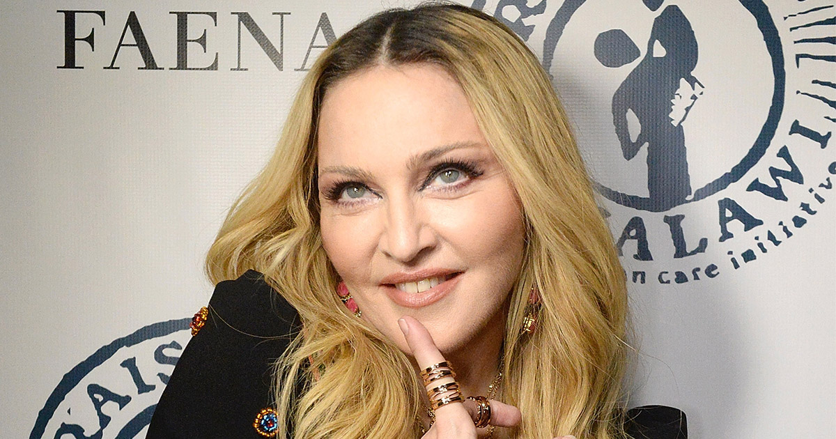 Madonna just got real about ageism, sexism, and her family and we applaud her honesty