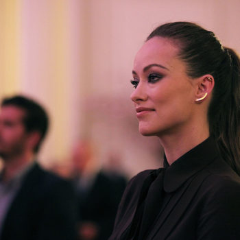 Olivia Wilde got pretty creative when she ran out of breast milk bags, and it's another reason why we love her