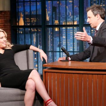 "Kate McKinnon wants a ""poop log"" for Christmas, and we need a minute"
