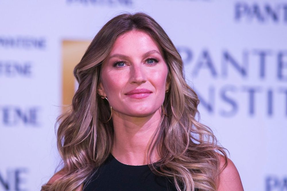 Gisele Bündchen posted the most heartwarming birthday photo of her daughter and it will make you smile