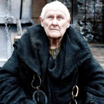 "Peter Vaughan of ""Game of Thrones"" has sadly passed away"