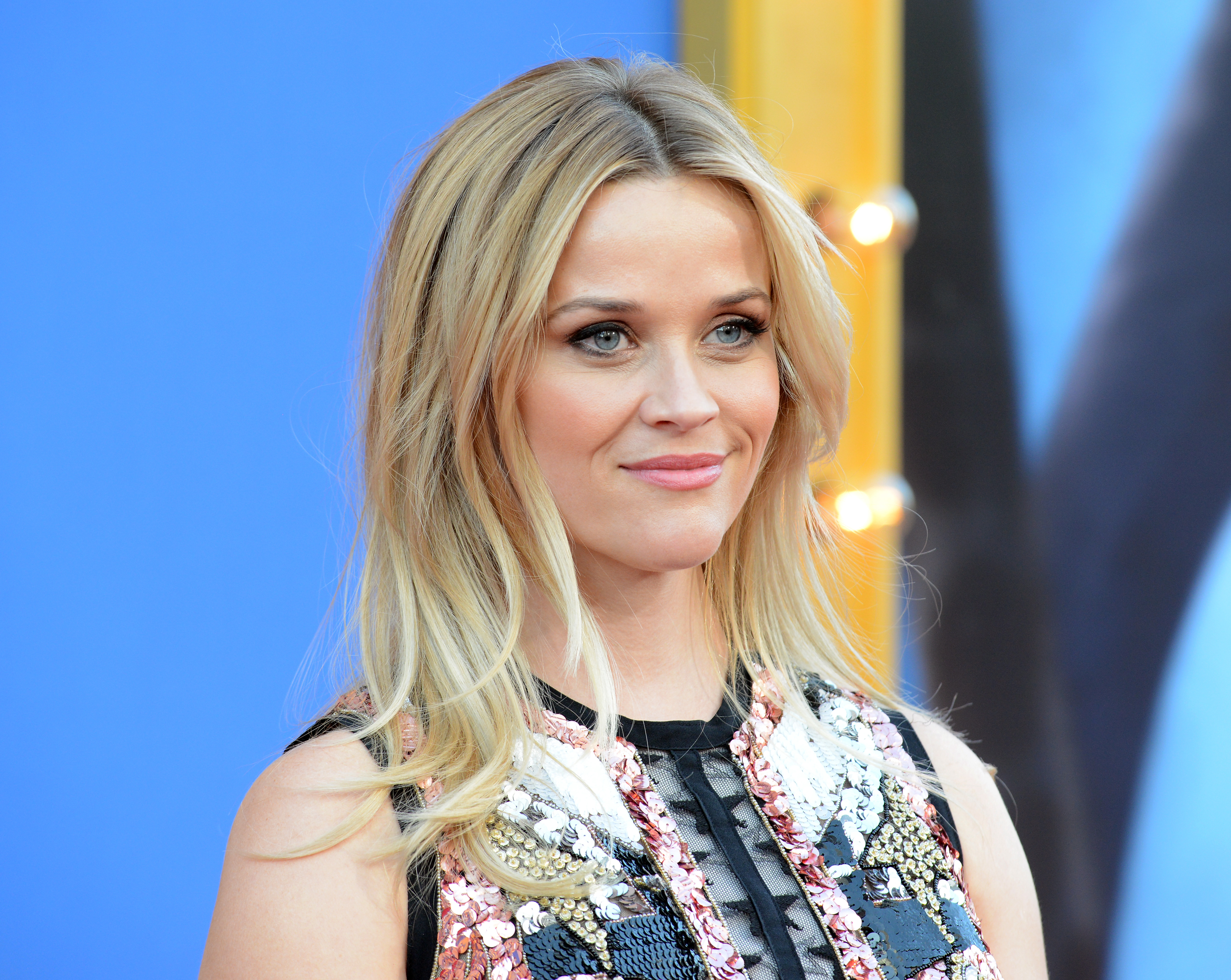 "Reese Witherspoon and her daughter Ava look exactly alike at the ""Sing"" premiere"