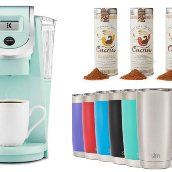 8 hot beverage products perfect if you're a coffee addict on a Gilmore Girl-level