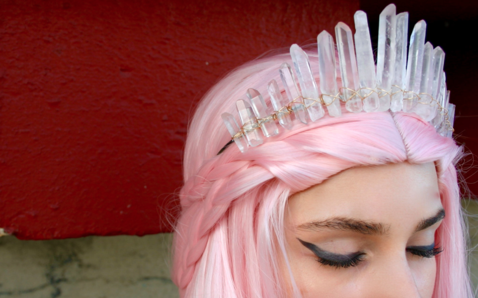 The Anna Mermaid Crown