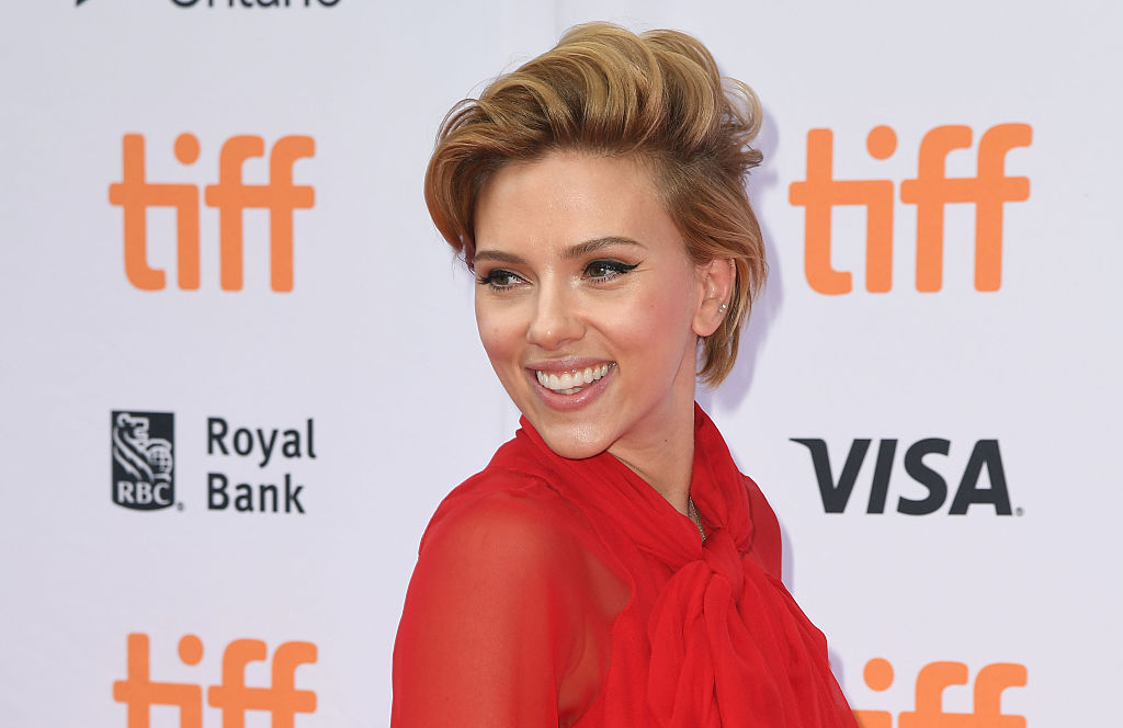 Scarlett Johansson comments on how women are changing film, and we love it