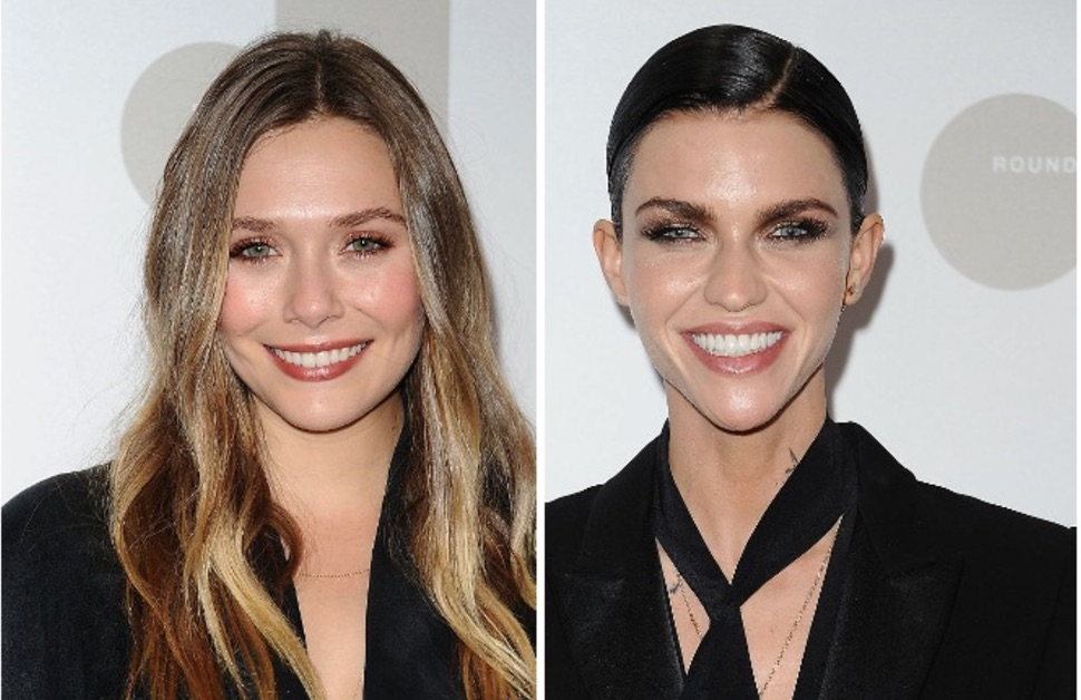 Elizabeth Olsen and Ruby Rose hung out with Gloria Steinem and a bunch of other badass women for an awesome cause