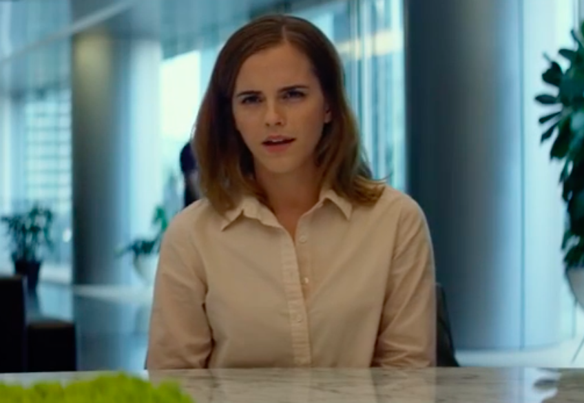 """The trailer for """"The Circle"""" starring Emma Watson looks like it could be as good as the book"""