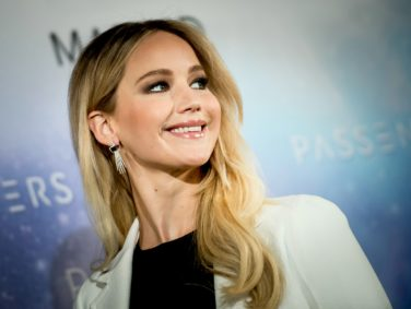 "Here's all of Jennifer Lawrence's beautiful and lush hair looks for the ""Passengers"" press tour"