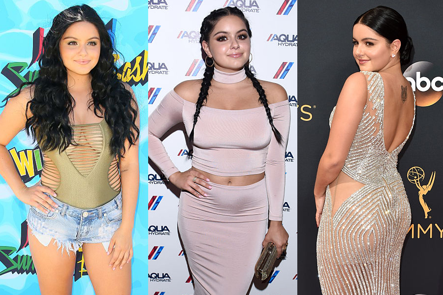 17 times Ariel Winter set the red carpet on friggin' fire in 2016