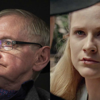 "Stephen Hawking warned us about the finale of ""Westworld"" two years ago"