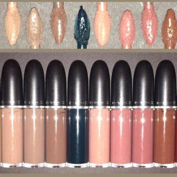 This sneak peek of MAC Cosmetics's new muted Retro Matte shades are a total delight