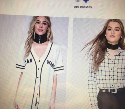 The internet has gone bonkers over this Forever 21 choker