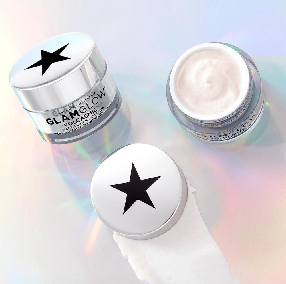Happy reminder: GlamGlow's Volcasmic moisturizer comes out today and we can't wait to get our hands on it