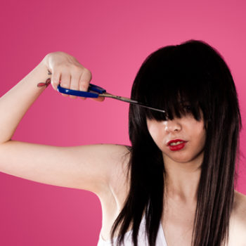 """My bangs do not mean I am """"going through something,"""" despite what the media may tell you"""