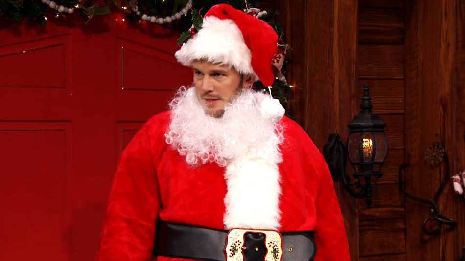 "Chris Pratt played ""Mad Lib Theater"" with Jimmy Fallon last night, and we're still laughing"