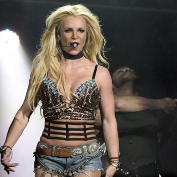 Britney Spears can't remember the origin of one of her most iconic lyrics, but we'll forgive her