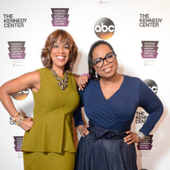 Oprah's did *not* approve of Gayle's necklace and it was the realest BFF moment ever