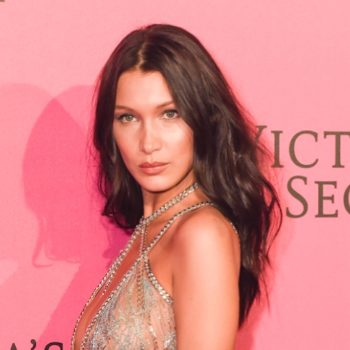 "Bella Hadid opens up about rumors that she's the ""sullen one,"" and we feel for her"