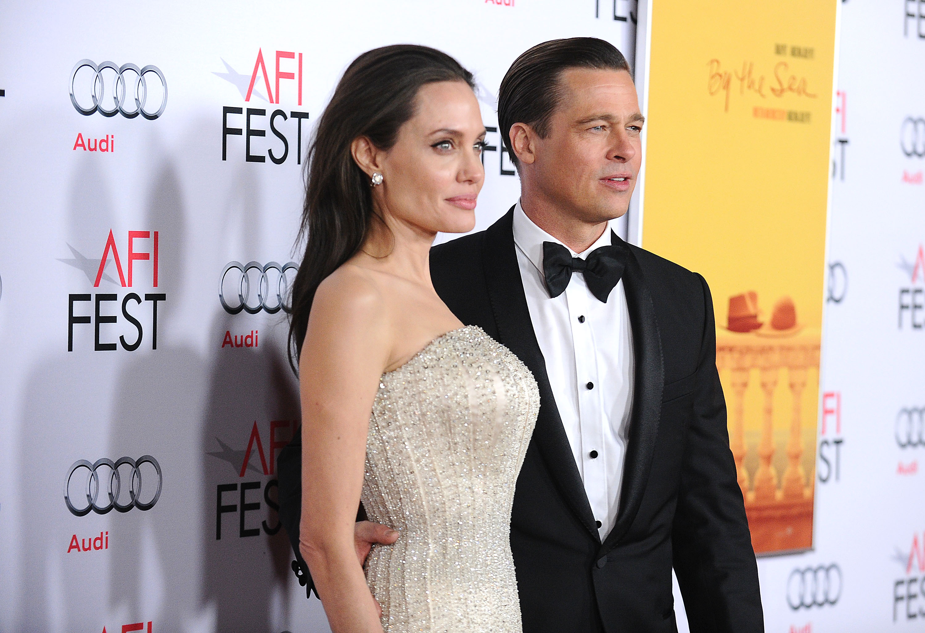 This Angelina Jolie and Brad Pitt news makes us hopeful