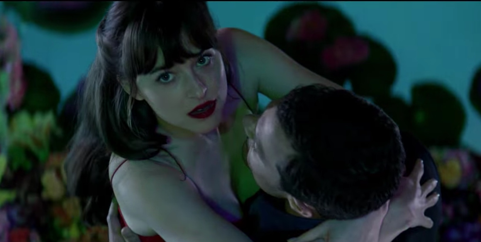 """The latest """"Fifty Shades Darker"""" trailer is here and we are blushing"""