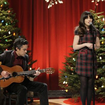 Stop everything: Zooey Deschanel's She & Him just released a brand new holiday music video