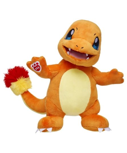 Build-A-Bear just introduced a Charmander plush, and we want it more than anything