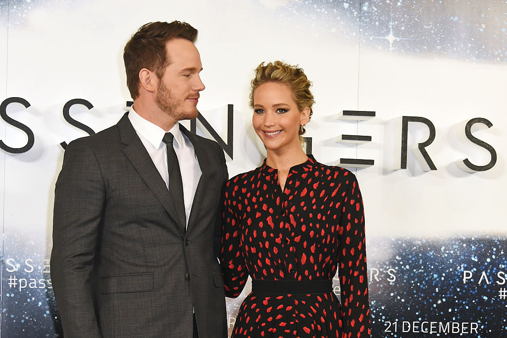 Chris Pratt shared his favorite thing about Jennifer Lawrence and, aww