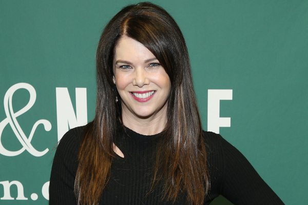 "Lauren Graham admits she's more like Lorelai Gilmore than her ""Parenthood"" character, Sarah Braverman"