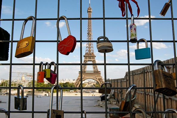 Paris will be selling many of their iconic love locks to raise money for an extremely important cause