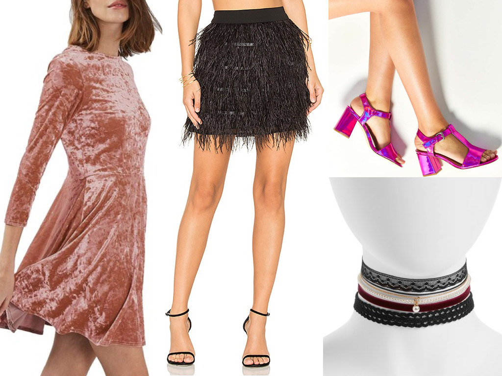 Get ready to cut a rug this New Year's Eve with these 6 party pieces