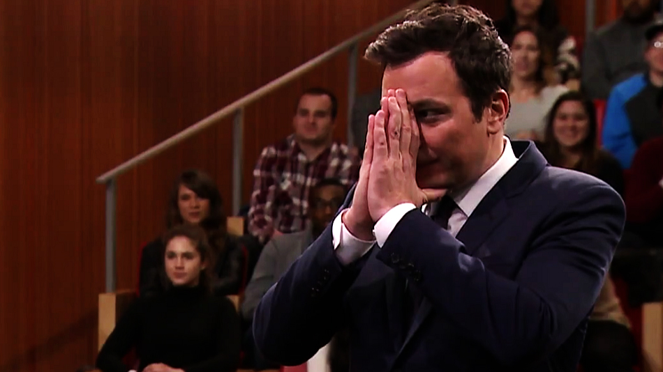 Jimmy Fallon got to play with the new Nintendo Switch last night, and now we can't wait to get one