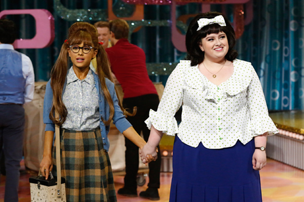 "Ariana Grande reveals the one super timely message we all need to hear from ""Hairspray Live!"""