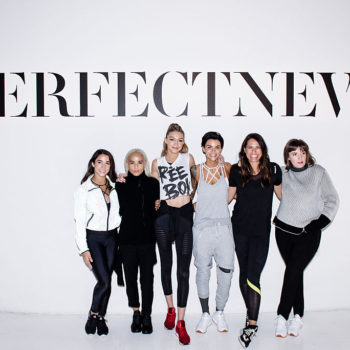 Gigi Hadid, Lena Dunham celebrated women of all sizes at Reebok's #PerfectNever event