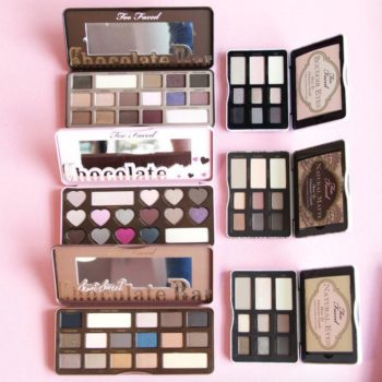 "Too Faced's ""12 Days of Beauty"" surprise for today is perfect for someone who is just starting out with the brand"