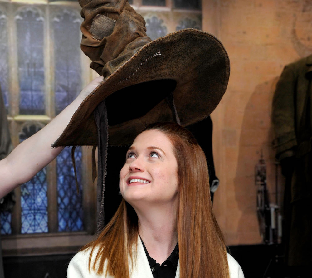Ginny Weasley returned to Hogwarts for this very important reason
