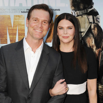 These pictures from the night Lauren Graham and Peter Krause met for the first time are too much for our heart