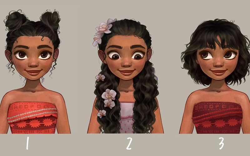 An artist reimagined these Disney princesses with different hairstyles and we can't decide which is our favorite