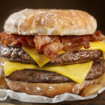 Burger King just released a donut burger and we are… intrigued?