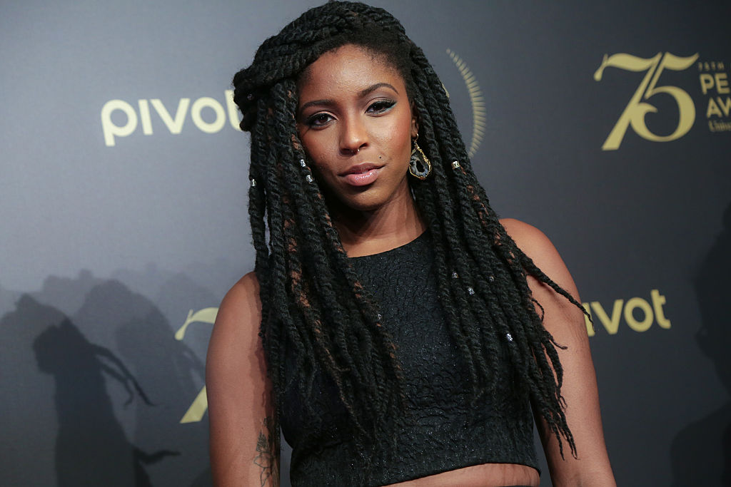 Jessica Williams' emotional reaction to Harry Potter World is all of us