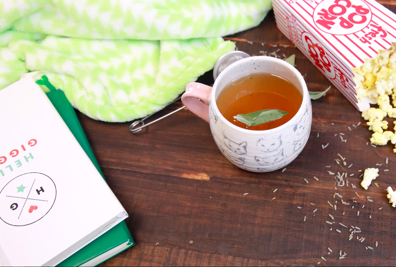 Gear up for the holidays with these 3 green tea recipes made for drinking while binge-watching
