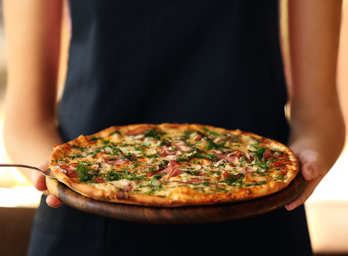 ALERT: Starbucks is going to start selling pizza
