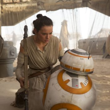 "There's a new ""Star Wars"" theory about Rey that is so ridiculously, it just might be true"
