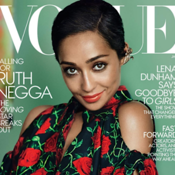 "Ruth Negga is on the January cover of ""Vogue"" looking like an absolute stunner"
