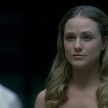 "Evan Rachel Wood asked Siri about ""Westworld"" and this is too weird even for us"