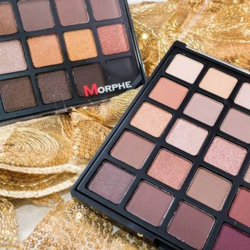 Morphe is coming out with limited edition eyeshadow palettes and they look stunning