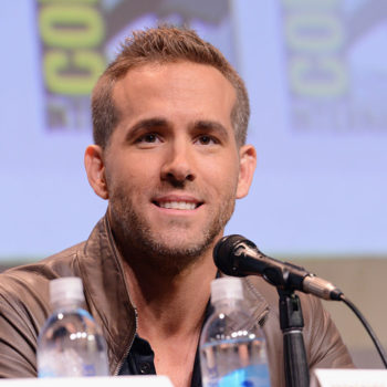 "Ryan Reynolds has one goal for ""Deadpool 2:"" to not make it ~bigger~"
