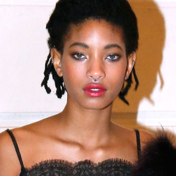 Willow Smith was ultimate #GothGoals at this stunning Chanel event