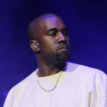 Not only is Kanye West back, but he's blond
