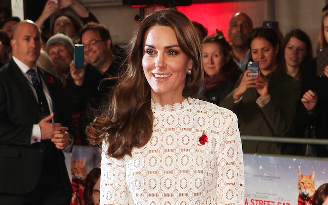 Kate Middleton wore Princess Diana's favorite tiara, and it's positively STUNNING