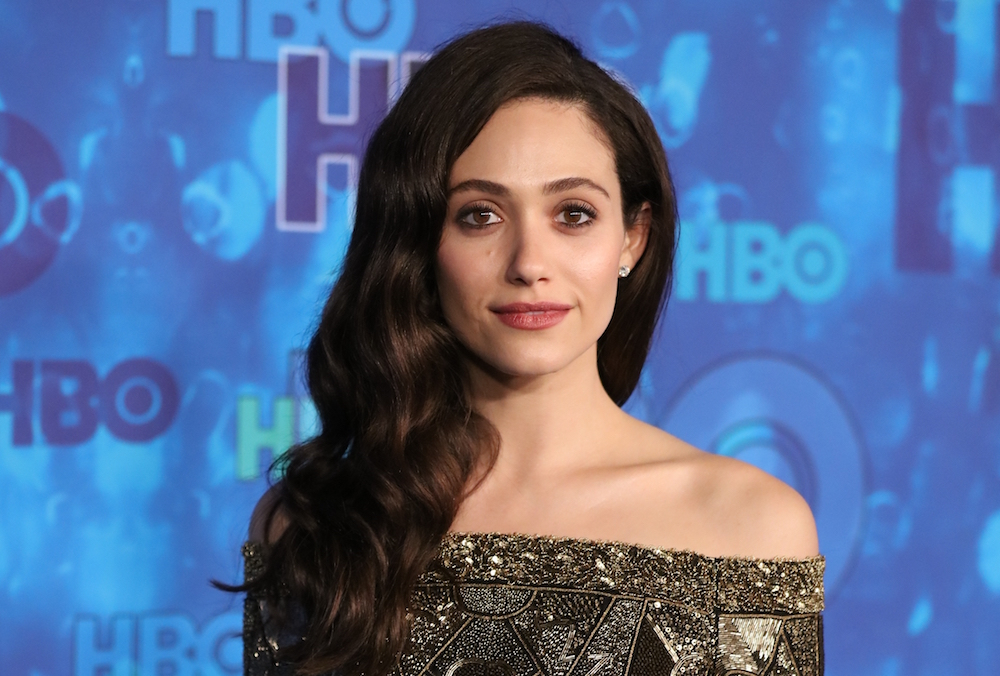 """Shameless"" star Emmy Rossum demands equal pay, and YASSS QUEEN"